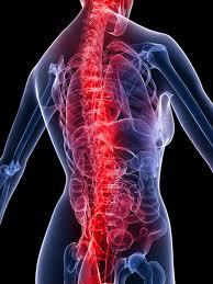 tratamento para dor nas costas, dor de cabeça e dor no pescoço.