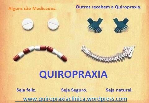 O melhor Remédio para coluna vertebral é a Quiropraxia